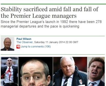 Guardian Spurs Article