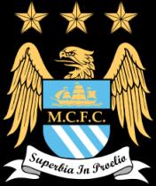 Manchester City Logo: property of MancheterCity FC