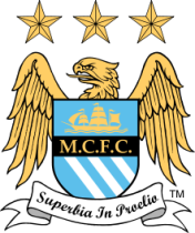 Manchester City Logo: property of MancheterCity FC