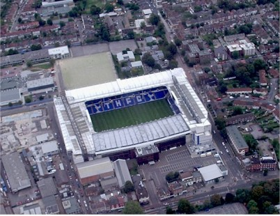 White Hart Lane - Spurs Transfers