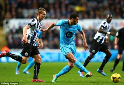 Capoue vs Newcastle