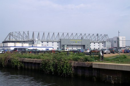 Carrow Road, photo: Pierre Terre, wikimedia