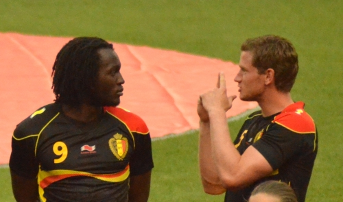 Lukaku and Vertonghen