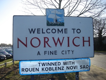 Norwich Spurs, photo: wikimedia, Northmetpit