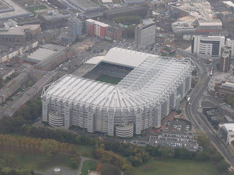 St James' Park: photo: wikimedia, Donald Brydon