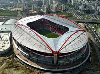 Estadio Da Luz - Benfica Spurs