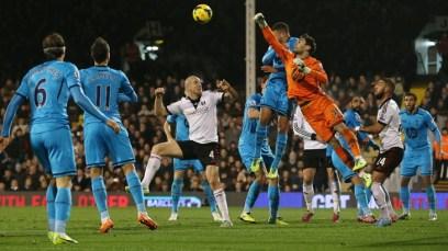 Spurs Fulham