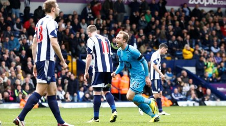 Thoughts on West Brom Spurs