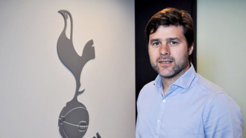 Mauricio Pochettino joins Spurs