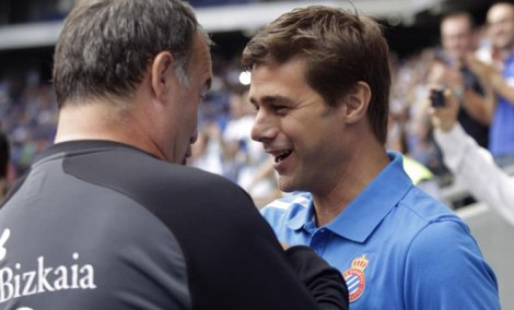Pochettino and Bielsa