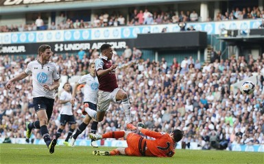 Morrison scores for West Ham