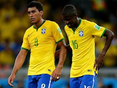 Paulinho After Germany World Cup defeat