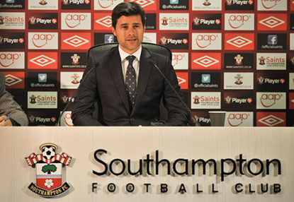 Pochettino at Southampton