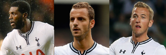 Spurs Strikers