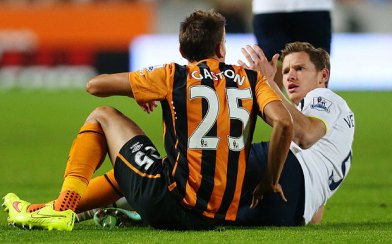 Vertonghen and Ramirez - Hull Spurs