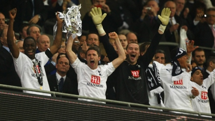 Spurs league cup final