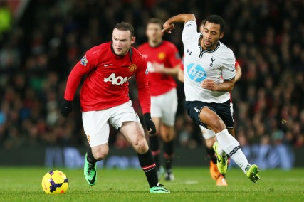 Manchester United face Spurs