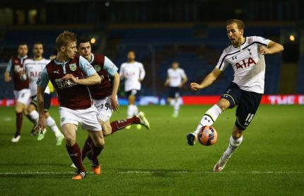 Kane vs Burnley