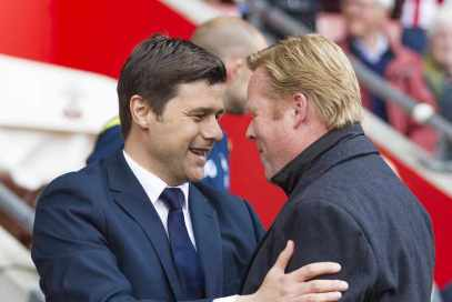 Pochettino and Koeman