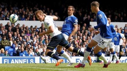 Kane vs Everton