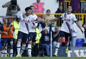 Son score against Palace
